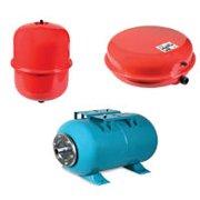 Баки для систем опалення і гідроакумулятори
