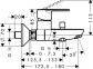 Змішувач для ванни Talis E2 Hansgrohe (31642000) 0