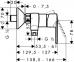 Змішувач для душа Talis E2 Hansgrohe (31662000) 0