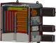 Котел твердопаливний MAX 150 кВт Tatramet 2