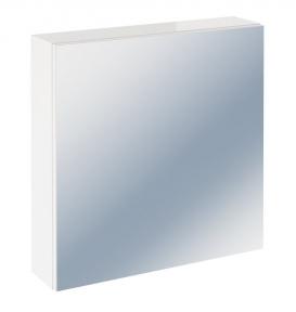 Шафка-дзеркало EASY, біла