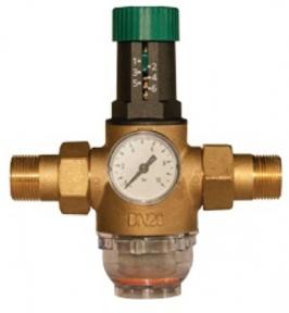 Редуктор тиску 0,5-6,0 бар 70*С, Kvs - 3,5 м3/г HERZ