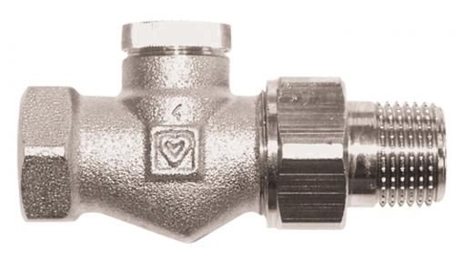 Вентиль відсікаючий прямий RL-1 HERZ