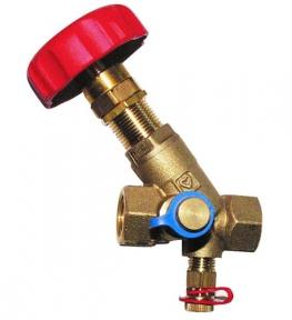 Вентиль балансувальний STROMAX-M рВ HERZ