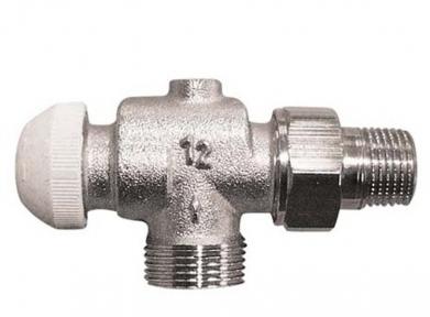 Клапан термостатичний кутовий  TS-90 G 3/4