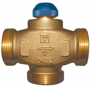 Клапан термостатичний CALIS-TS-RD HERZ
