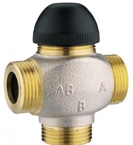 Клапан термостатичний 3-ходовий для змішування або розподілу HERZ, 1776261