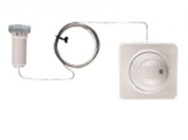 Головка термостатична з дистаційним регулятором HERZ