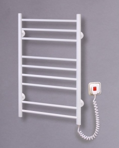 Рушникосушка електрична Елна Драбинка-9 (біла)