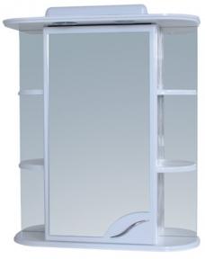 Дзеркальна шафа 600x700 з світлом