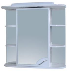 Шкаф зеркальный 750x700 с подсветкой