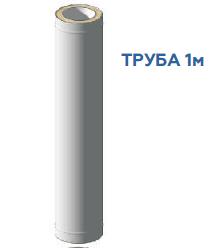 Труба (0.8mm) 1м, н/н ф200/260