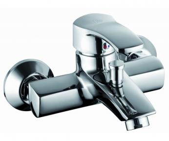 Змiшувач для ванни без душового комплекту KFA ARMATURA KWARC (4204-010-00)