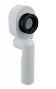 Сифон для пісюара нижній А45С Alca Plast