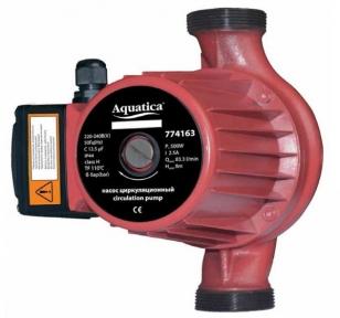 Циркуляційний насос Aquatica 500Вт Hmax 12м Qmax 190л/хв (774163)