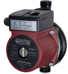 Насос для підвищеного тиску Aquatica 120Вт Hmax 9м Qmax 30л/хв (774711)