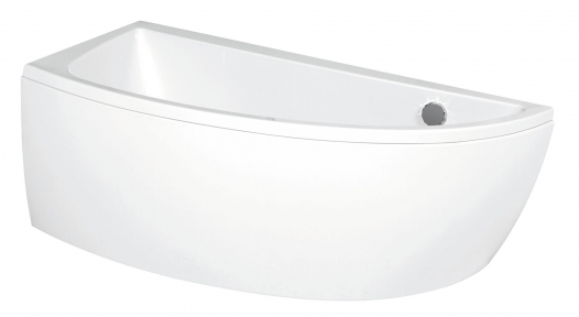 Ванна акрилова Nano ліва 150х75 Cersanit