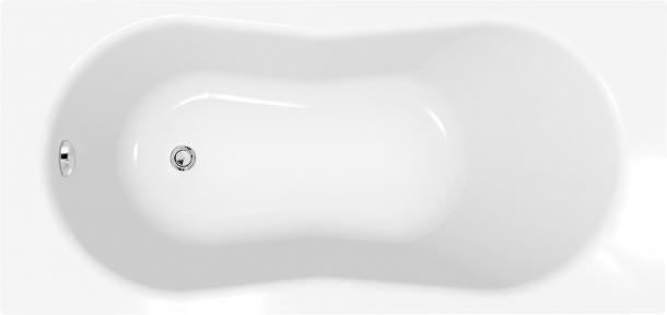 Ванна акрилова Nike160х70 Cersanit