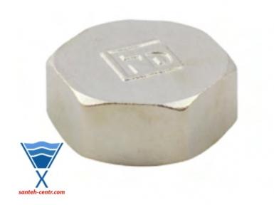 Заглушка з внутрішньою різьбою FADO ZV01-03