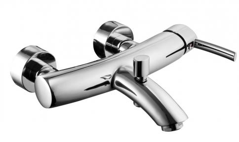 Змiшувач для ванни без душового комплекту KFA ARMATURA DIAMENT (4104-010-00)