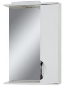 Дзеркало Laura-60, біле