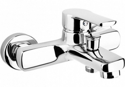 Змiшувач для ванни без душового комлекту KFA ARMATURA SELEN (4414-010-00)