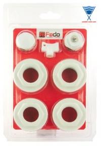 Комплект для підключення радіаторів FADO UK01-02